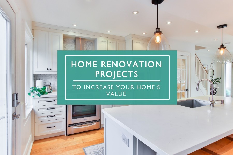 4 Home Remodeling Projects That Can Boost The Value Of
