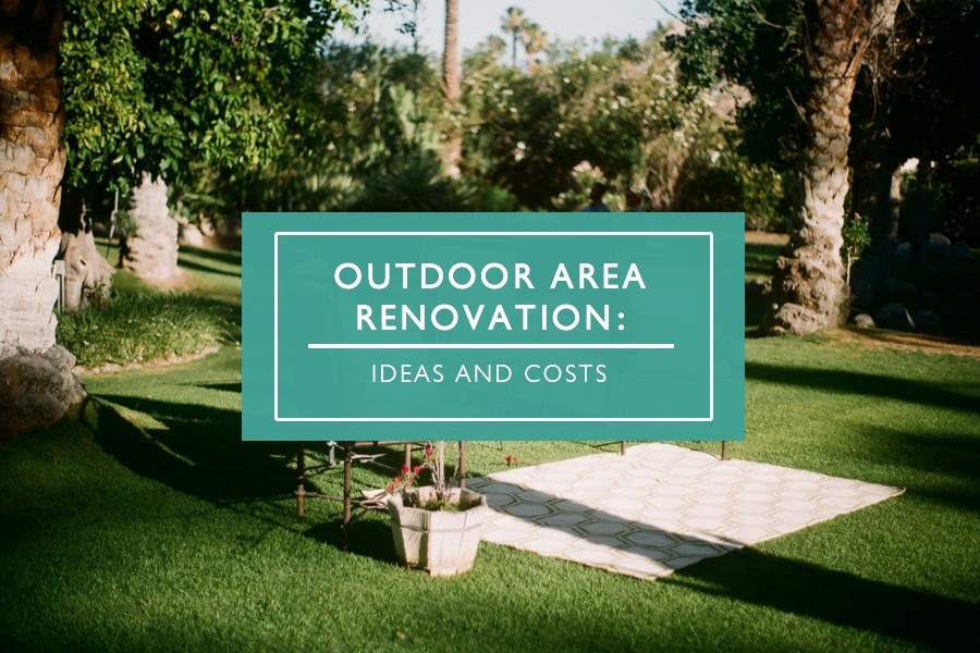 Do You Want To Give Your Backyard A New Look Find Out What You Can Do And How Much It Would Cost Home Improvement Cents