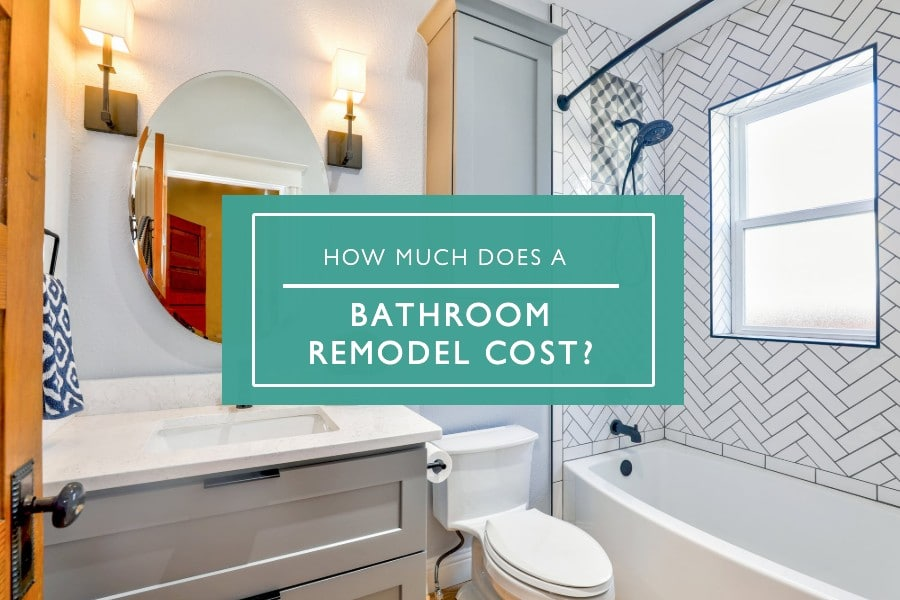 Bathroom Remodel Cost Guide With Examples Home Improvement Cents