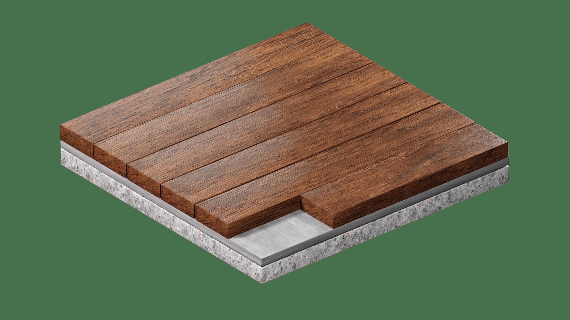 hardwood flooring for sunroom
